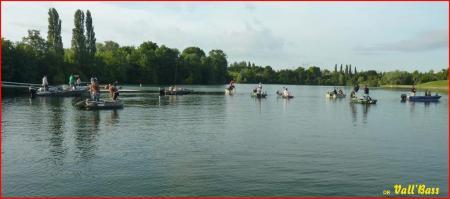 Manche de Choisy en juillet 2012... (Photo d'archive)