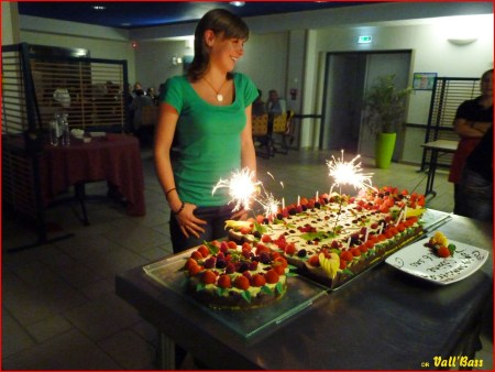 Bon anniversaire Sabine...