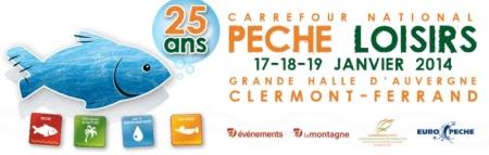 Le Carrefour National Pêche & Loisirs du 17 au 19 janvier 2014