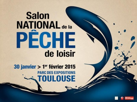 SALON PECHE TOULOUSE 2015