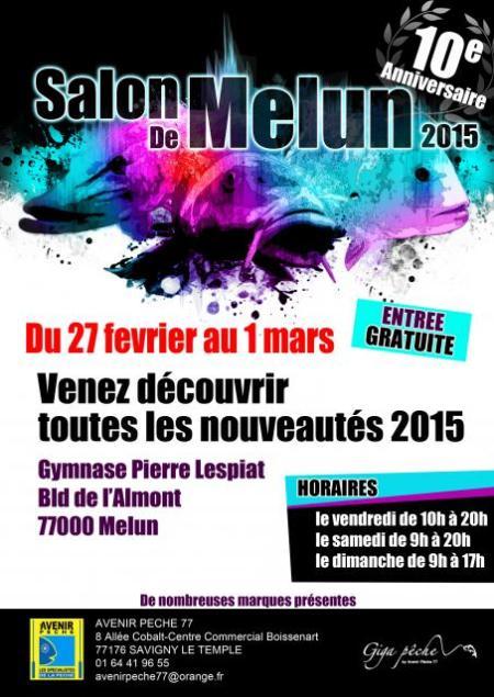 Salon de Melun 2015 (10e Anniversaire)