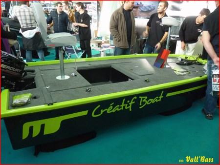 La dernière version du Créatif Boat. Voir le site ici...