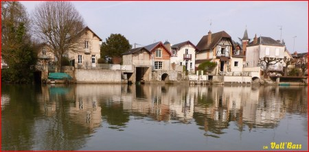 """La rivière """"Loiret"""""""