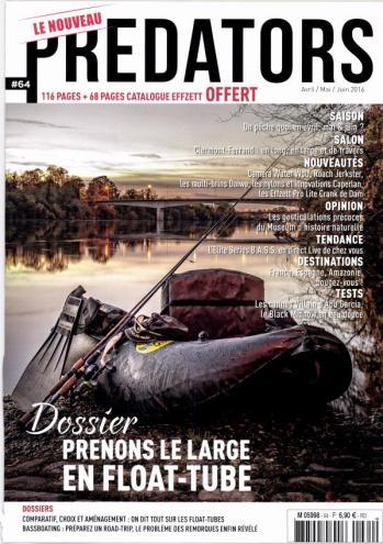 revue predators 64